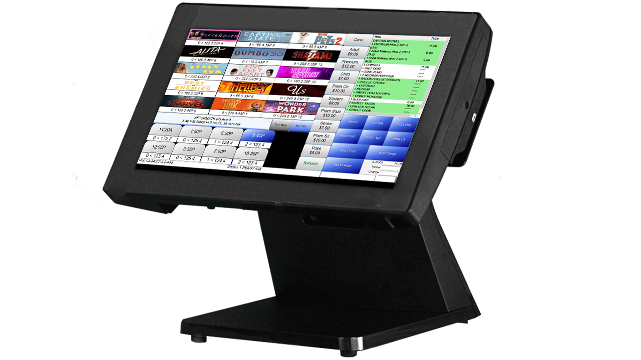 Point-of-Sale Terminal